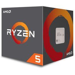 Amd Ryzen 5 2600x 3 6 Ghz 6 Core Processor Yd260xbcafbox Pcpartpicker